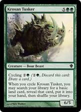 KROSAN TUSKER Commander 2013 MTG Green Creature — Boar Beast Com
