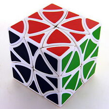White Butterfly Copter Magic Cube Curve Helicopter Cube Twist Puzzle By Lanlan