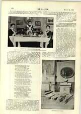 1899 il profeta William Sevier Eastleigh MME fiorale rimane TURGOT