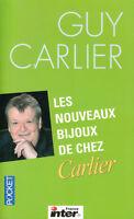 Livre Poche les nouveaux bijoux de chez Carlier Guy Carlier  book