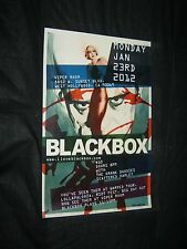 BLACKBOX KRANK DADDIES SCATTERED HAMLET Viper Room Hollywood SIGNED/DAMON RANGER