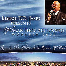 NEW - Woman Thou Art Loosed 2002: Run to the Water by Jakes, T.D.