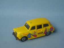 Matchbox FX4R London Taxi Yellow Body 50th Toy Model Car UB