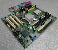 Original Genuine Dell 0TC666 TC666 Socket LGA 478 Motherboard With IO Shield