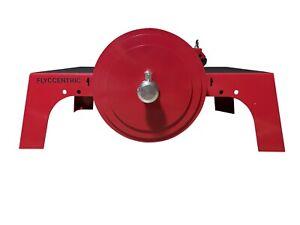 Flyccentric Yoyo Flywheel Training Eccentric/Strength/Rehab Gym Equipment RED