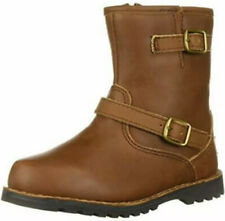 Uggs Harwell Brown Boots Kids Size 3 S/N 1008003K