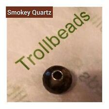 TROLLBEADS THE ORIGINAL SINCE 1976 AUTHENTIC SMOKEY QUARTZ BEAD