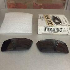 ***Oakley Thump 2.0 Black Iridium Lenses Brand New Fast Free S/H***