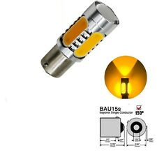 10x Amber BAU15S PY21W 1156PY LED Bulb Turn Signal Backup Brake Stop Light Lamp