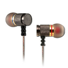 Sports Headphones Stereo In-Ear Earphone Music Metal Heavy Bass Sound Headset