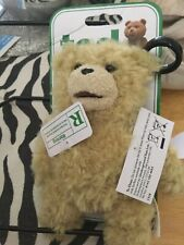 Talking Ted Bear With Sounds X Rated 6 Inch  New Gift