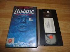 Horror VHS Films Pre Cert