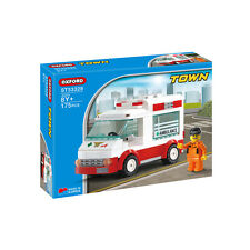 Oxford Block TOWN Series, Ambulance 175 pcs ST33328 / Korea Best Brand