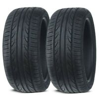 2 Lionhart LH-503 215/55R18 95V All Season High Performance A/S Tires