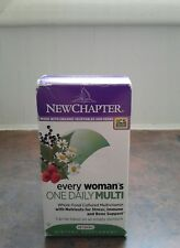 New Chapter Every Woman's One Daily Multi, 48Tablets Exp 11/17