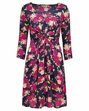 Joe Browns Tunic Floral Plus Size Dresses for Women