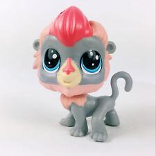 Original Littlest pet shop LPS in the City #33 PAVI PAPIO Baboon Figure Girl Toy