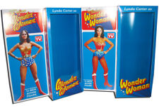 "Mego WONDER WOMAN TV Box for 12"" Action Figure"