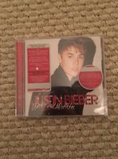 Under the Mistletoe by Justin Bieber (CD, Oct-2011, Island (Label))