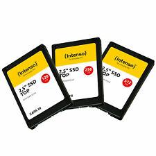 Intenso Top 128GB 256GB 512GB Festplatte Sata Drive SSD 128 256 512 GB SATA III