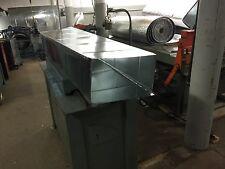 16x8 Duct Work Ductwork sheet metal sheetmetal furnace heating&air conditioning