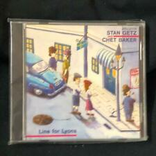 Stan Getz and Chet Baker Line for Lyons Japanese Japan Import Jazz CD NM