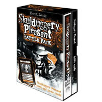Skulduggery Pleasant Battle Pack with Game Cards Derek Landy Paperback NEW UK