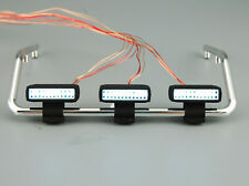 Für Truck LED Short Bar Dachlampe 7,2Volt 3 Stück ohne Dachlampenbügel 1:14