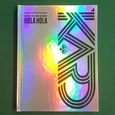 [Pre-Owned/ No Photocard] Kard Hola Hola  - CD/ Booklet