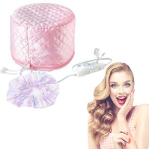 Hair Care Cap, 110V Hair Heat Treatment Cap, Deep Conditioning Heat Cap, Thermal