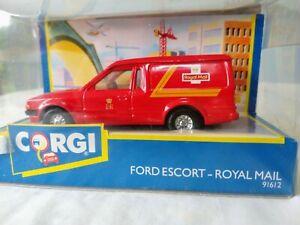 corgi ford escort 55 van In Red