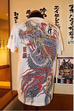 Yakuza Ryu ga Gotoku X Izakaya Hanako Original T-shirt Kazuma Kiryu Size L NEW