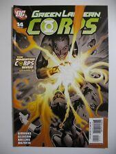 Green Lantern Corps #14 Third Printing DC Comic 2007