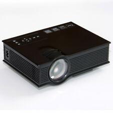 UC40+ HD 1080P Home Cinema Mini Projector HDMI AV USB VGA SD LED Projector