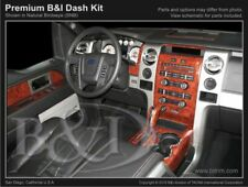 FORD F150 WOOD DASH KIT Fits BUCKET SEATS & models without navigation