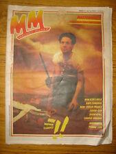 MELODY MAKER 1982 MAR 27 SIMPLES MINDS BIKINI PIGBAG