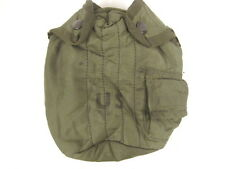 Vietnam Era US Army/USMC M1967 Nylon Canteen Cover w/Metal Snaps - Early 1970's