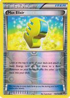 1x - Max Elixir - 102/122 - Uncommon - Reverse Holo NM Pokemon BREAKPoint