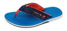Sandali e scarpe infradito blu Rider per il mare da uomo