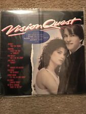 Vision Quest Ost Hype First Press Lp