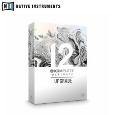 Native Instruments Komplete UPG KU8-12 Ultimate Collector's Edition Software (25799)