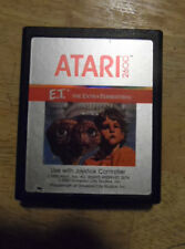 VINTAGE E.T. -THE EXTRA-TERRESTRIAL VIDEO GAME -ATARI 2600-1982