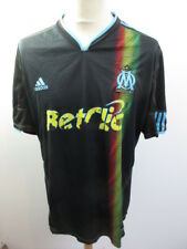 Maillot de football vintage OM Marseille N°10 GIGNAC Adidas Taille XL