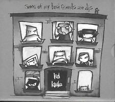 CD Album: Kid Koala: Some of my Best Friends Are Djs. Ninja Tune. A4