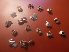 Lot d'ancien boutons de manchettes, 30 paires, biloux vintage Old french jewelry