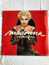"""Madonna Two LP Albums- """"You Can Dance"""" 1987 SEALED and """"Like A Virgin"""" 1984 Sire"""