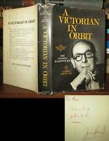 Brough, James A VICTORIAN IN ORBIT Signed 1st 1st Edition 1st Printing