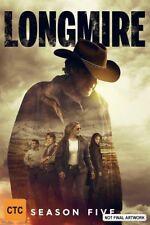 Longmire : Season 5 (DVD, 2018)