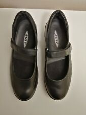 MBT Womens Shoes Black Leather Sz: UK5, EU38,US7, Never Worn