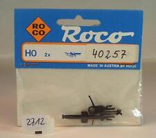 Roco H0 40257 Kurzkupplung 2 Stück OVP #2712